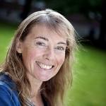 Anna Wåhlin, klimatforskare på Geovetarcentrum, Göteborgs Universitet.