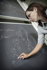 Marija Cvijovic, Matematik, Chalmers.